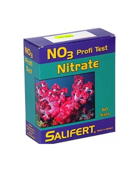 SALIFERT, TEST DE NITRATOS (NO3)