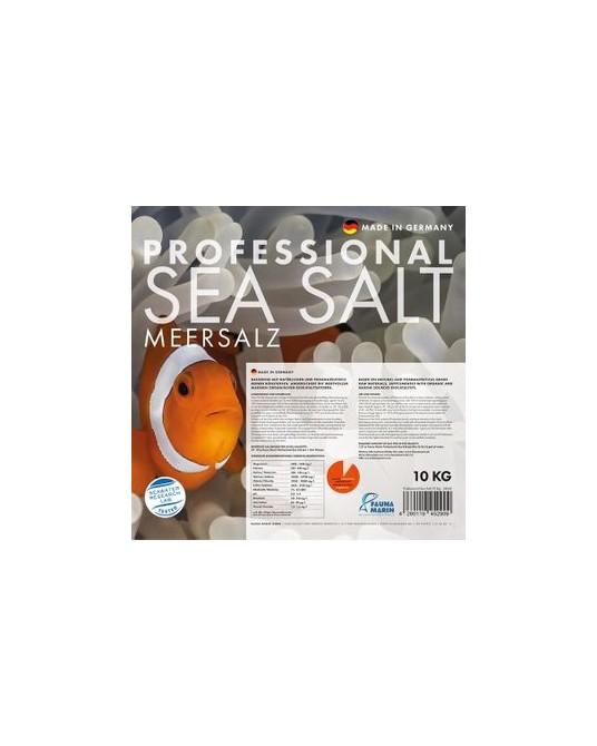 FM, PROFESSIONAL SEA SALT 20 KG